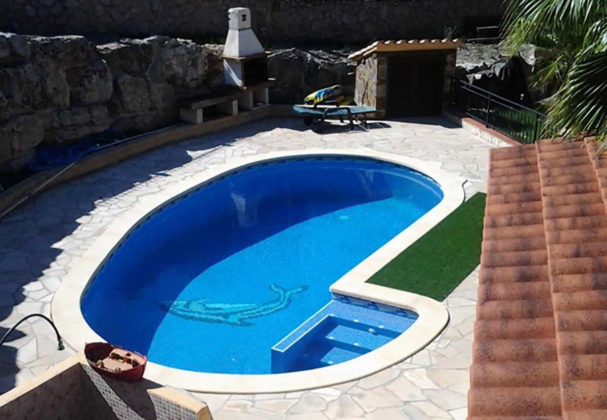 Coronaci n de piscina aplantillada predecat - Coronacion de piscinas precios ...