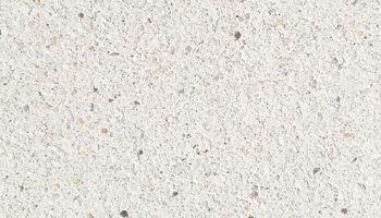 Piedra artificial acabado micro raspado blanco