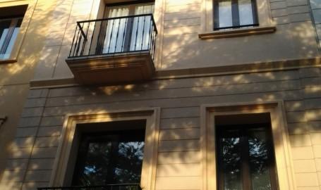 Recercado y Moldura para Fachada en Sant Boi de Llobregat