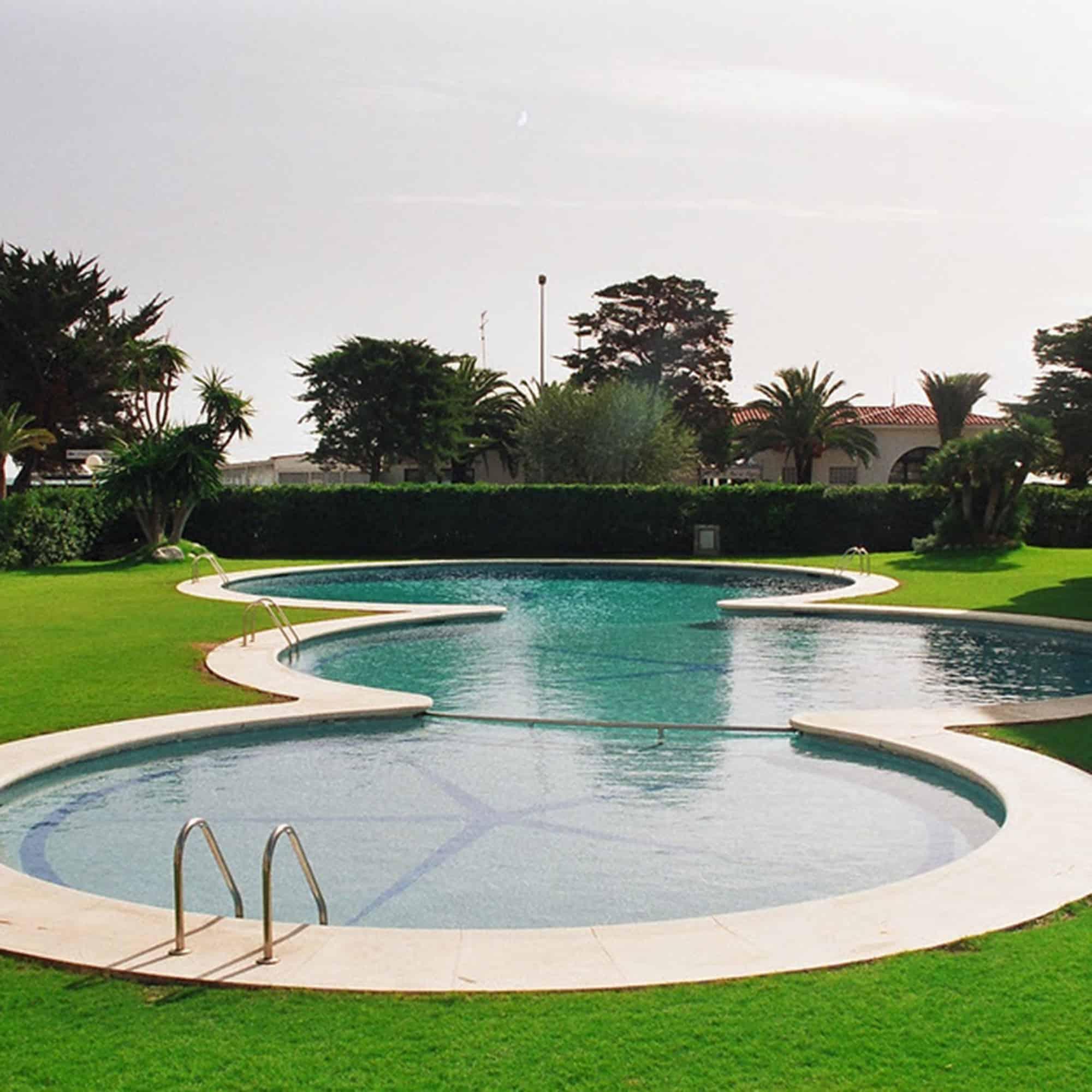 Piedra de piscina
