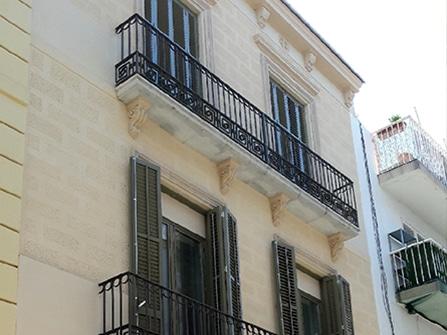 Rehabilitación integral de fachada en Barcelona